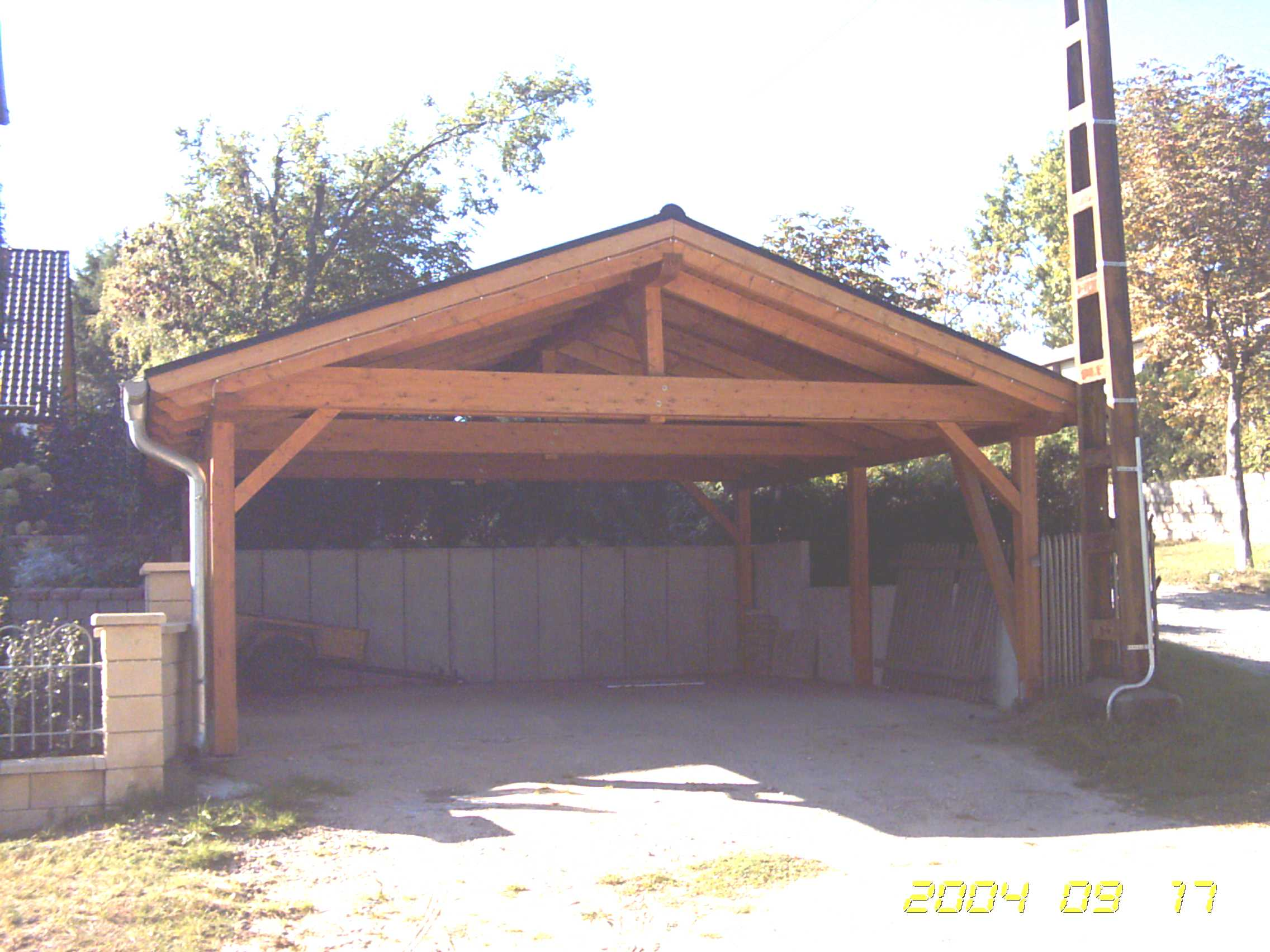 Test for Carport detail